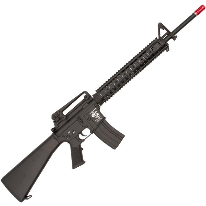 Rifle de Airsoft Evo M16A4 M16 Full Metal