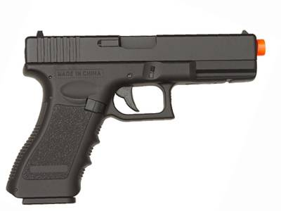 Pistola de Airsoft AEP Glock 18C Elet 6MM