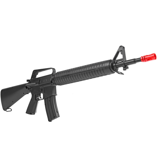 Rifle de Airsoft Spring  M16 M16A1 Toy 6MM - Well