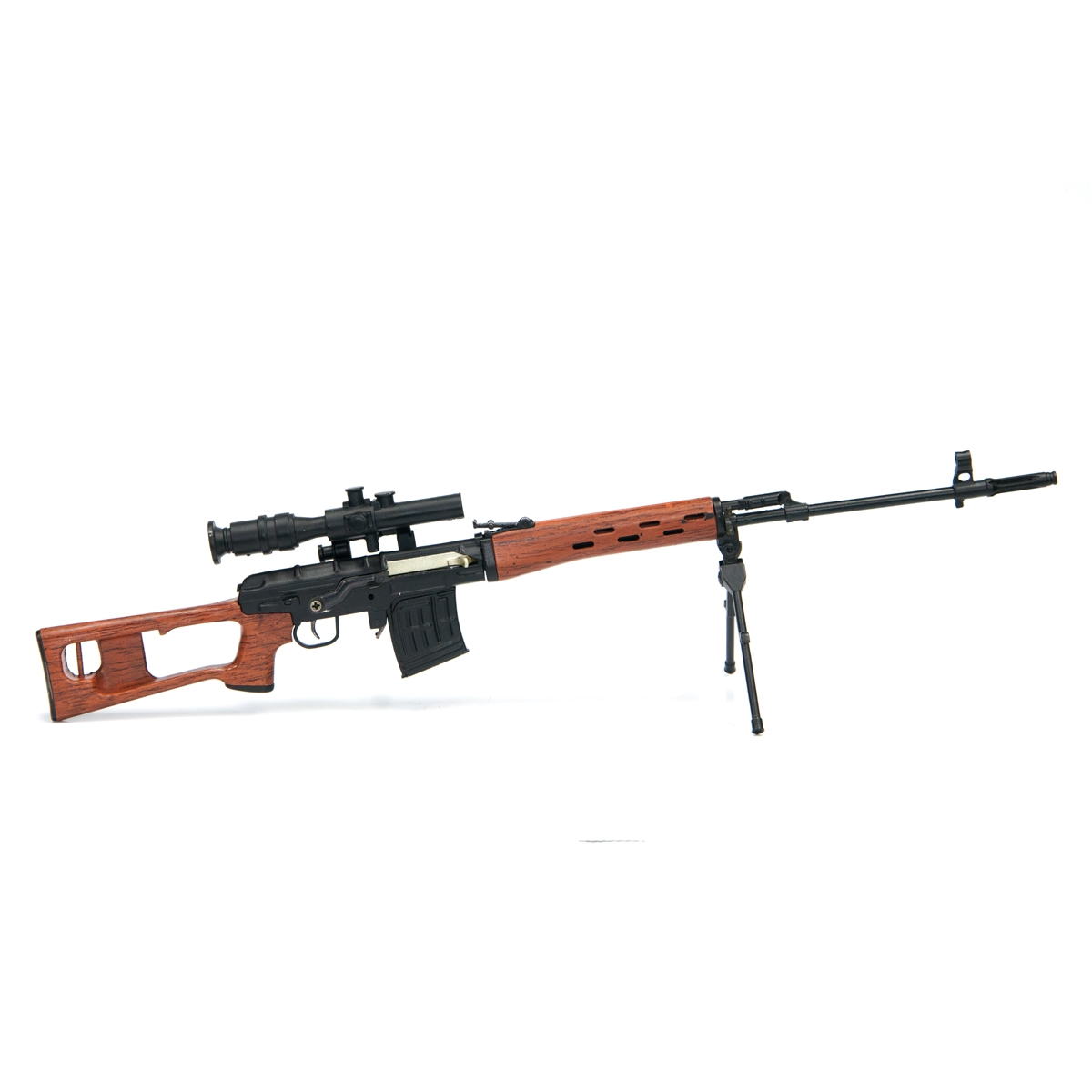 Miniatura de Arma Rifle SVD Dragunov Arsenal Guns