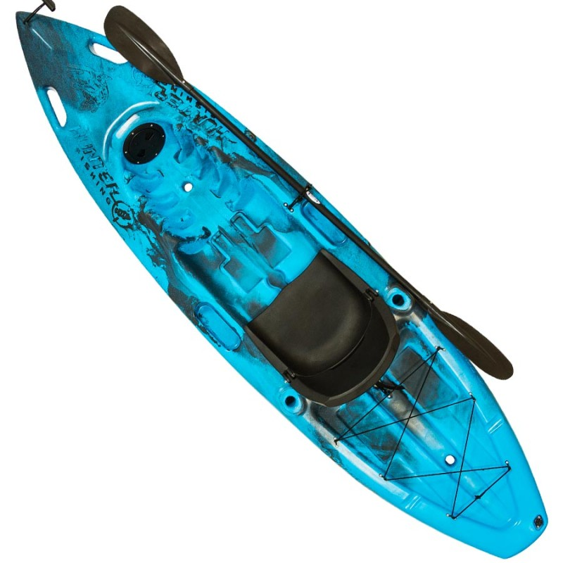 Caiaque Brudden Nautica Manta Pro Azul / Preto