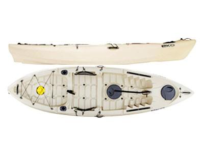 Caiaque Caiman 100 Areia Hidro 2 Eko