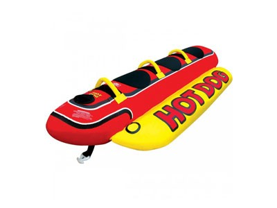 Boia Banana Hot Dog 3 Lugares Airhead