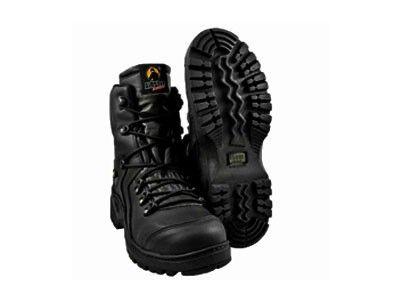 Bota / Coturno Militar Tático Airstep 8950-1 Hidrofugado Black Polícia Civil