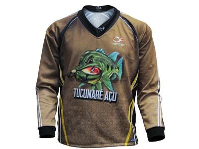 Camisa Faca na Rede - Kids Tucunare NCK 27