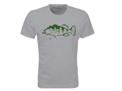 Camiseta King Algodão CCK01 Mescla C/ Proteção Solar Uv +50