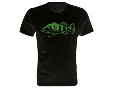 Camiseta King Algodão CCK01 Preto C/ Proteção Solar UV +50