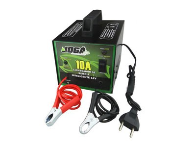 Carregador de Bateria Joga 10A