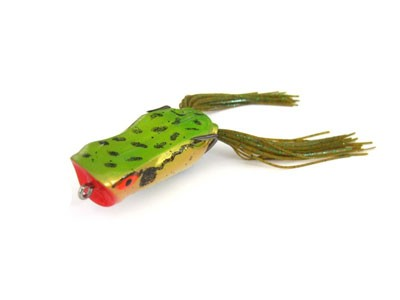 Isca Artificial Marine Sports Popper Frog 5,5