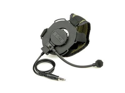 Fone com Microfone para Rádio Comunizador Z029 Preto Bowman Evo |||