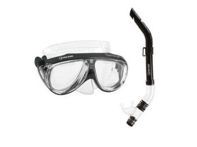 Kit de Mergulho Summer Fun Dive Máscara/Snorkel