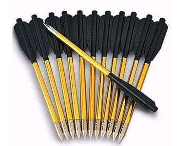 Setas de Polímero para Balestra Ponteira Metal 6.5