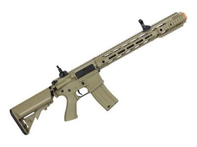 Rifle de Airsoft  M4a1 Cm518 Keymod Cyma Elet Cal 6mm - Tan