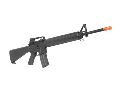 Rifle de Airsoft  M16a4 Cyma Elet Cal 6mm