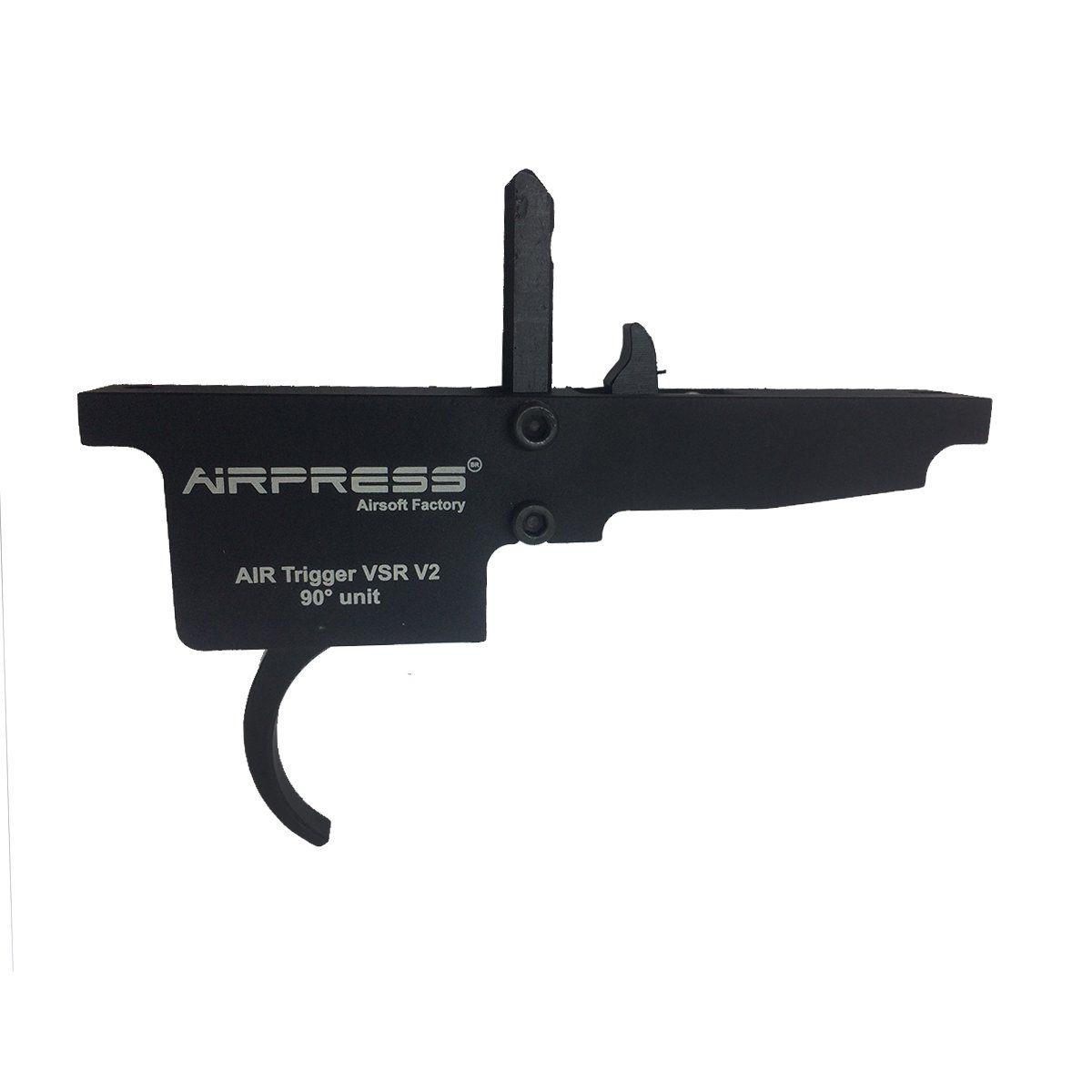 Gatinho Air Trigger VSR Versão 2 (V2) Aço Inox Airpress