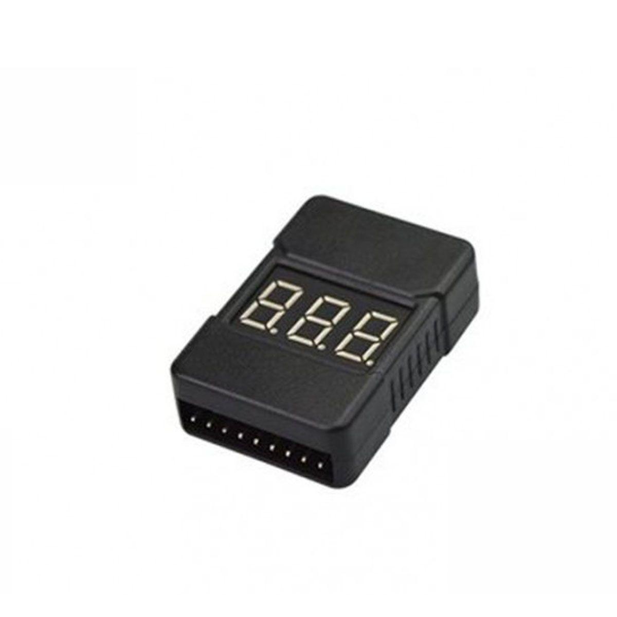 Alarme de Voltagem de Bateria 1S8S