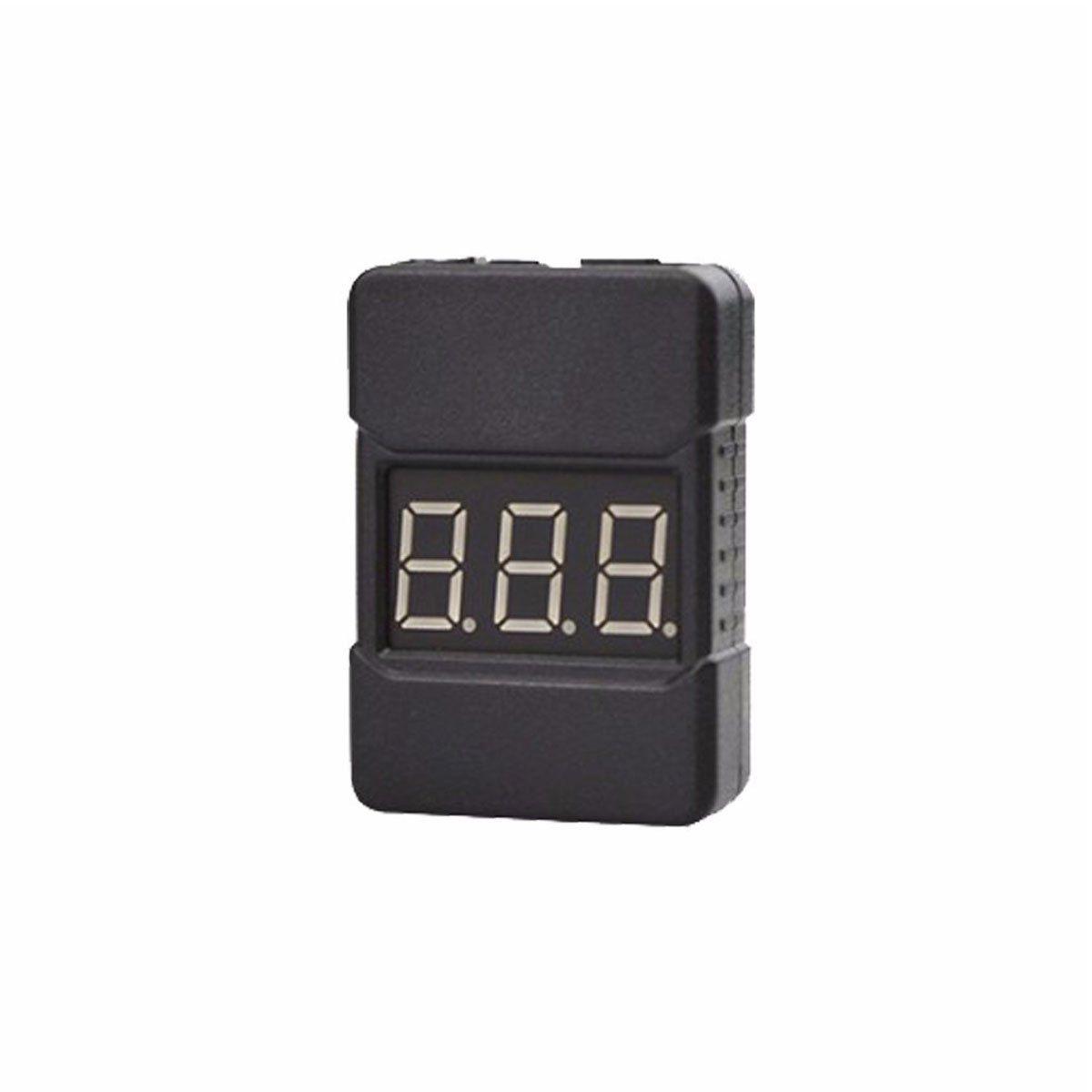 Alarme de Voltagem de Bateria Leão 1S8S