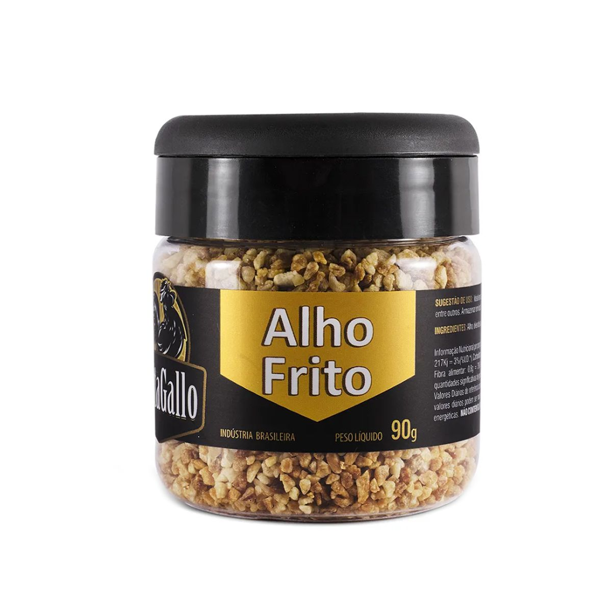 Alho Frito Cantagallo 90g