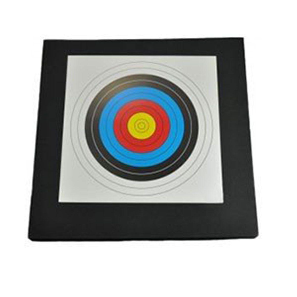 Alvo de Espuma 60 x 60 x 4,8cm p / arcos - Poe Lang