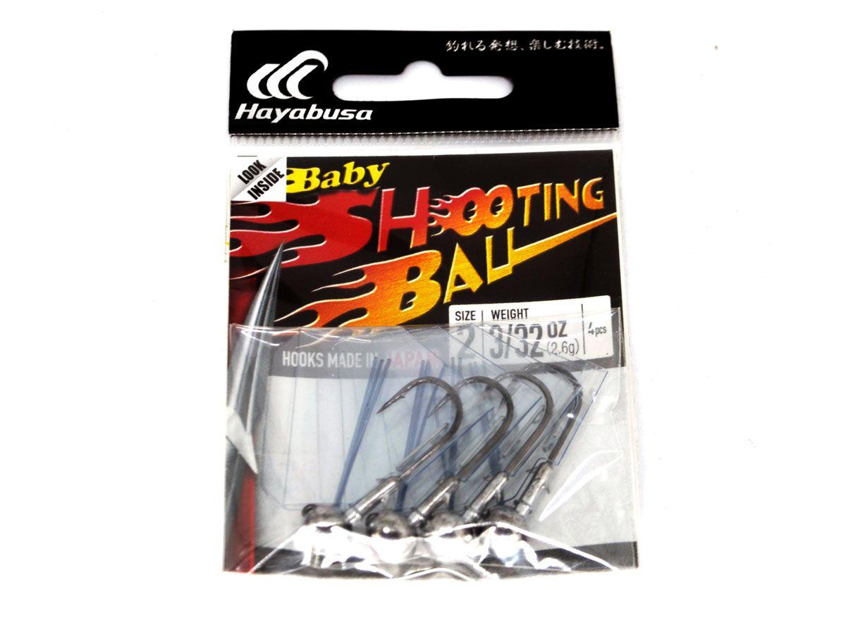 ANZOL HAYABUSA EX156 BABY SHOOTING BALL 2
