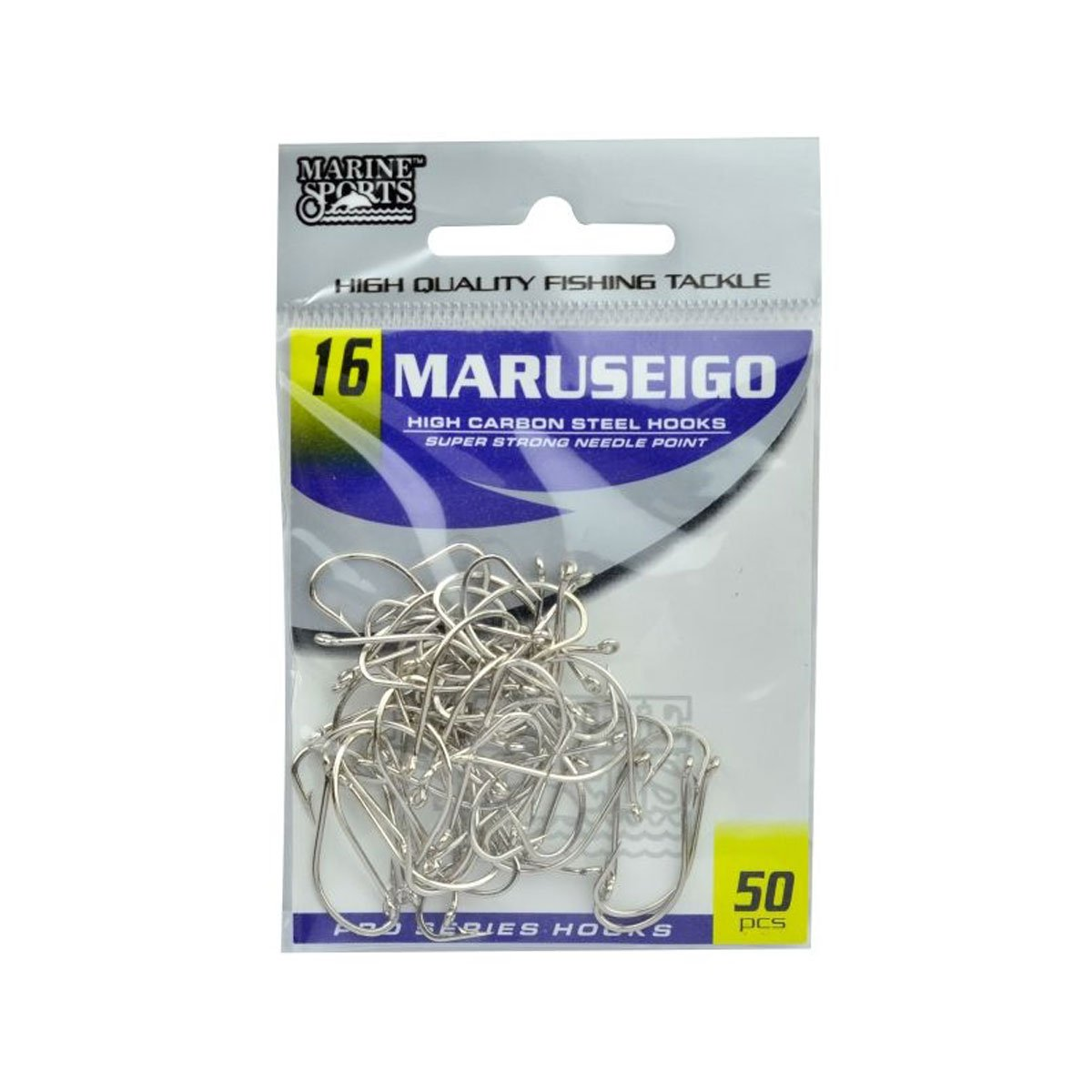 Anzol Marine Sports Maruseigo Nickel