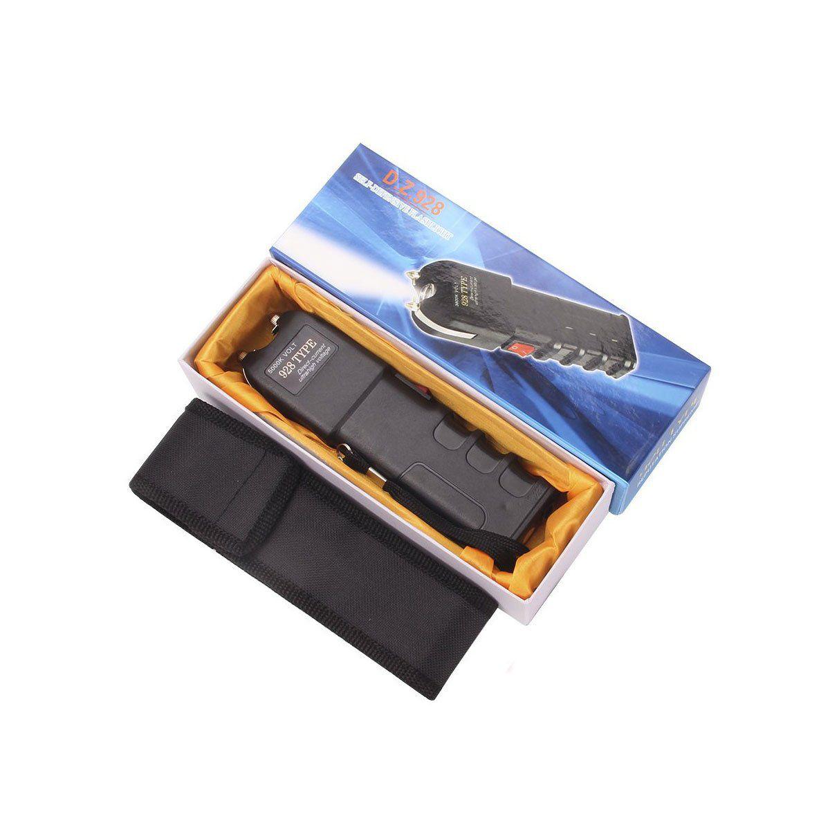 Aparelho de Choque Recarregável DZ 928 28000 Volt
