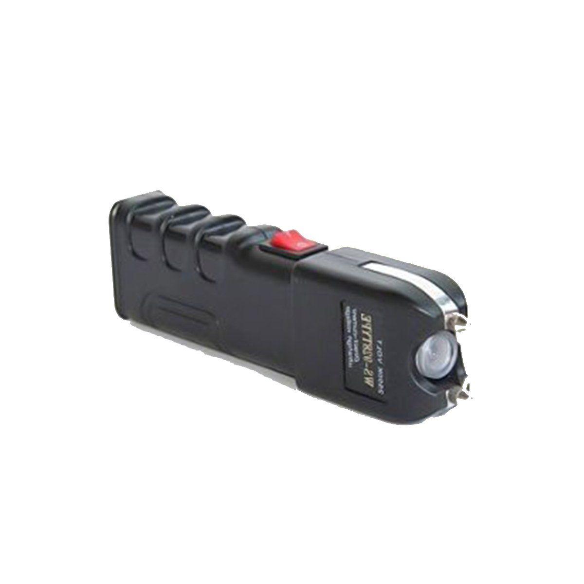 Aparelho de Choque Recarregável Mod. DZ-928 28000 V c/ Lanterna