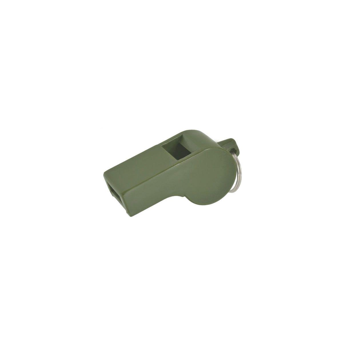 Apito Bélica Ripstop 55mm Verde