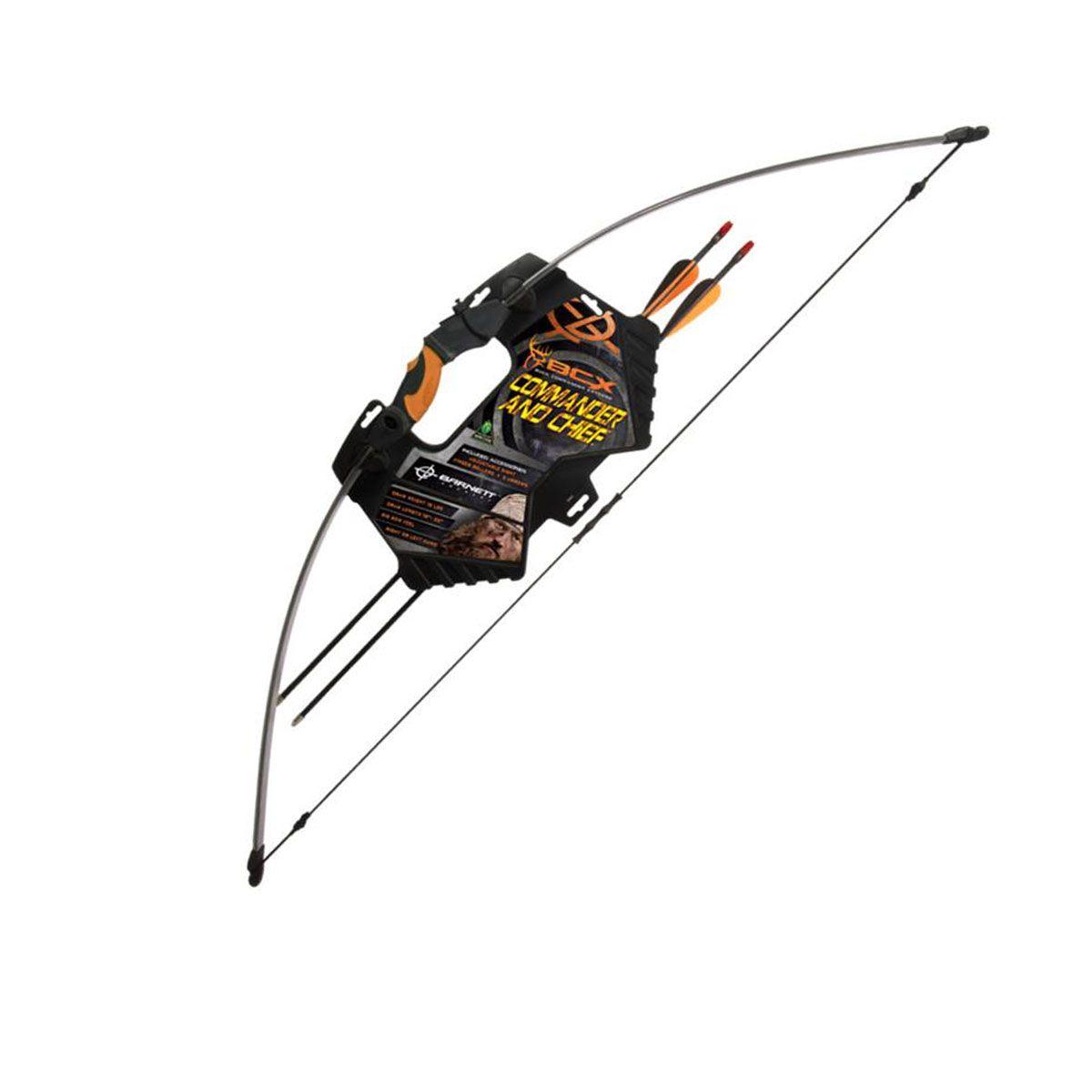 Arco Barnett Commader Lil`Sioux 15Lb c/ 2 Flechas de 20
