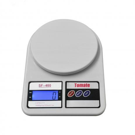 Balan?a Digital P/ Uso Doméstico-Cozinha Marca Tomate 10kg