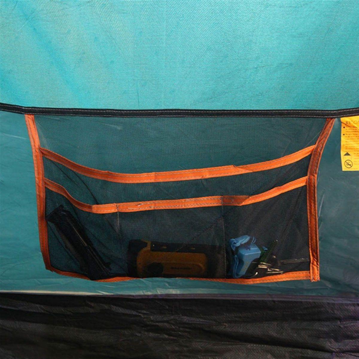 Barraca de Camping Nautika Iindy 2/3 Pessoas Nylon