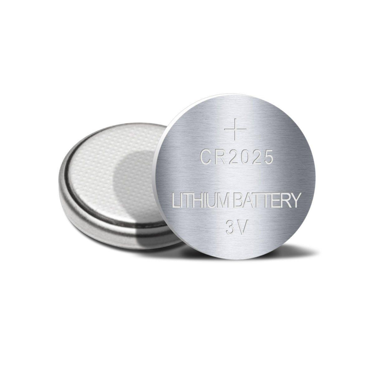 Bateria de Lítio Elgin CR2025 3V