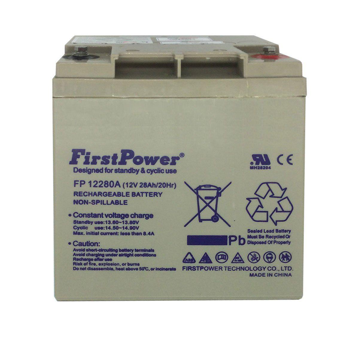 Bateria First Power 12V 28A