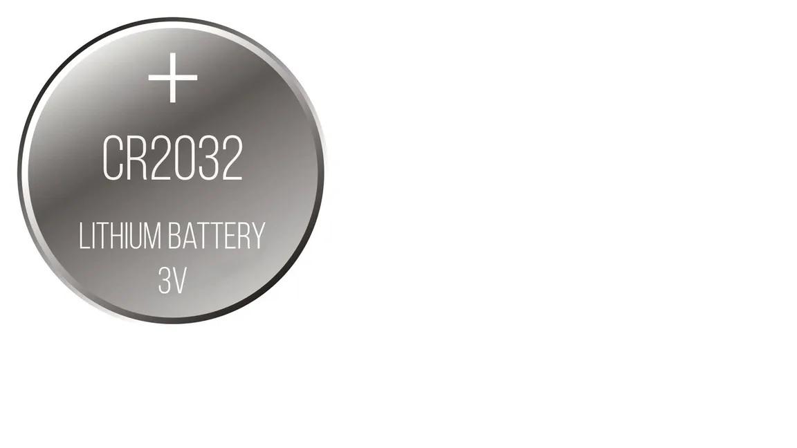Bateria Lithium Alfacell CR2032 3V 210mAh