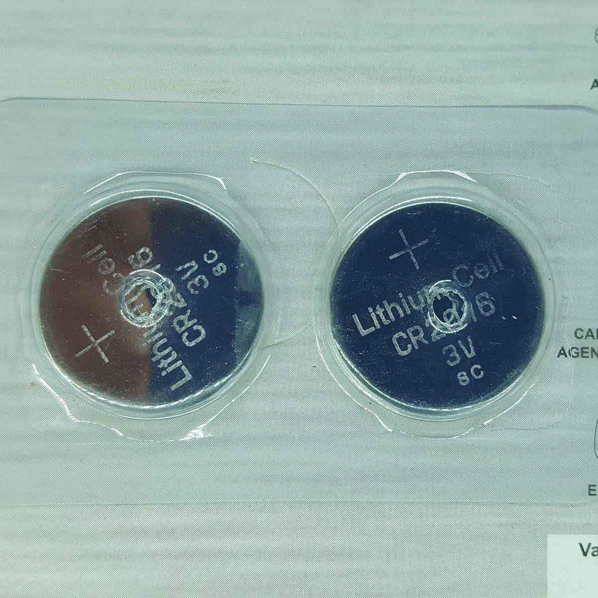 Bateria de Lítio Alfacell Lithium CR2016 3V