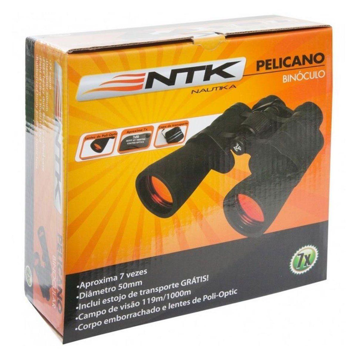 Binóculo Nautika Pelicano 7x50mm