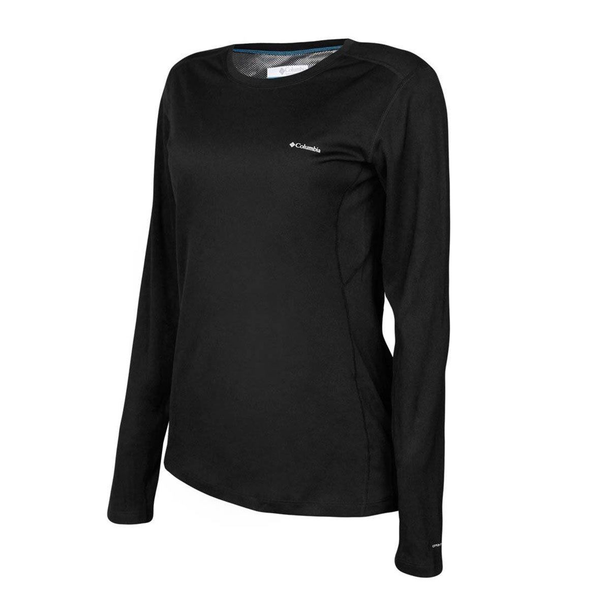 Blusa Columbia Midweight II Long Sleeve Top Black