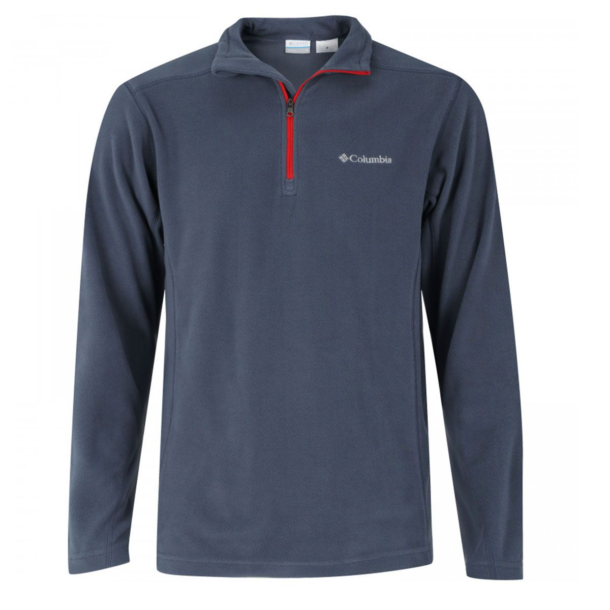 Blusão Columbia Klamath Range II Half Zip Dark Mountain Red