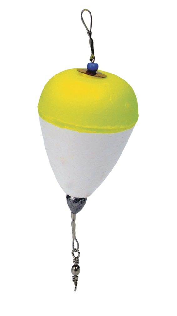 Boia de Arremesso Branco/Amarelo - 05
