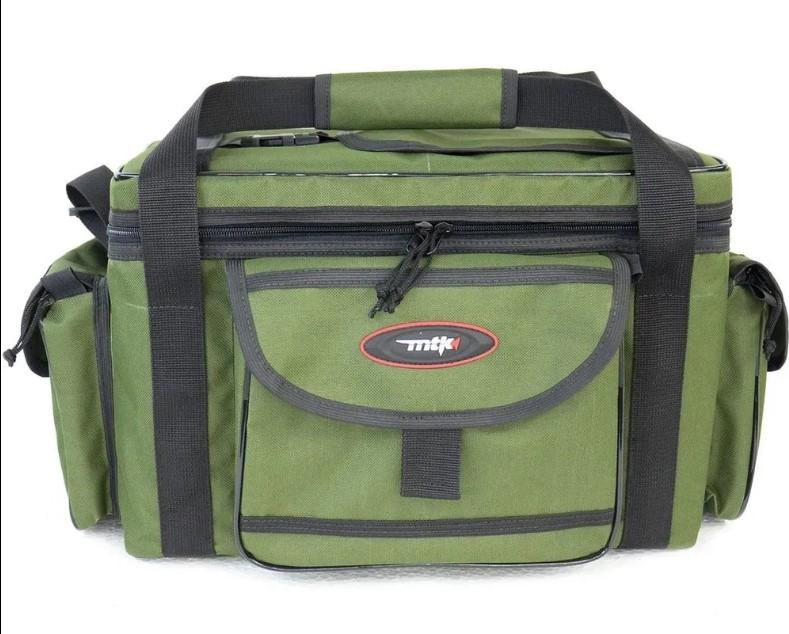 Bolsa de Pesca MTK Standard Verde - G