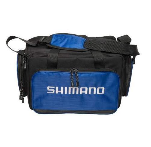Bolsa de Pesca Shimano Baltica Preto/Azul - G