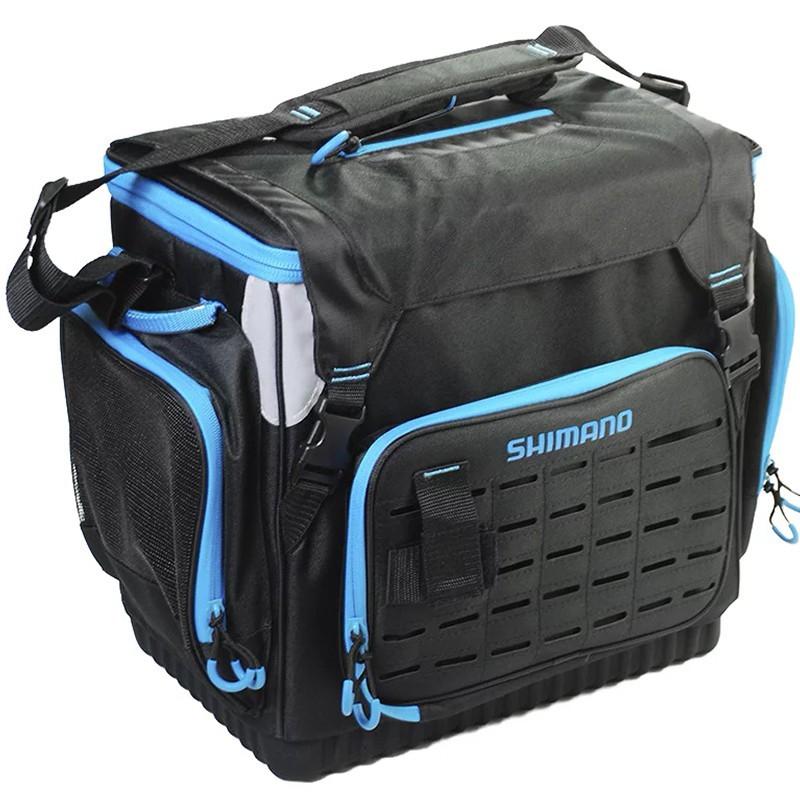 Bolsa para Pesca Shimano Ocean Bag XXL - Com 8 Estojos