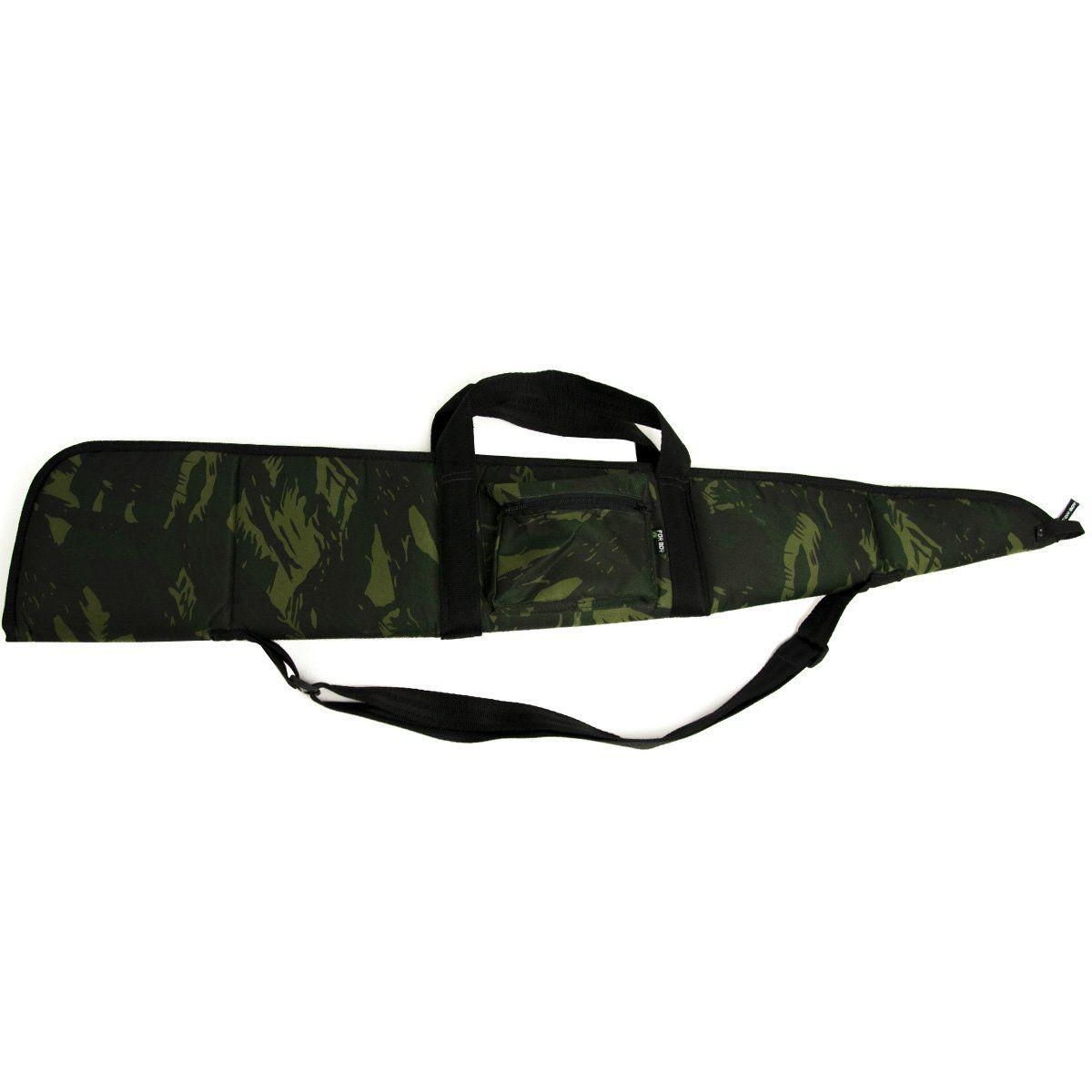 Bolsa Porta Carabina de Pressão 1,30 MT Camuflada Fox Boy