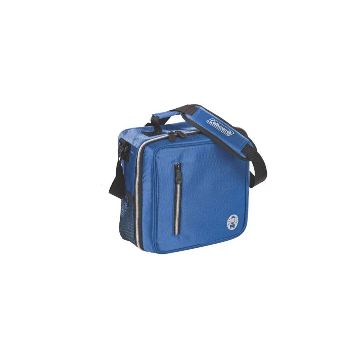 Bolsa Térmica Coleman Messenger 12 Latas Azul