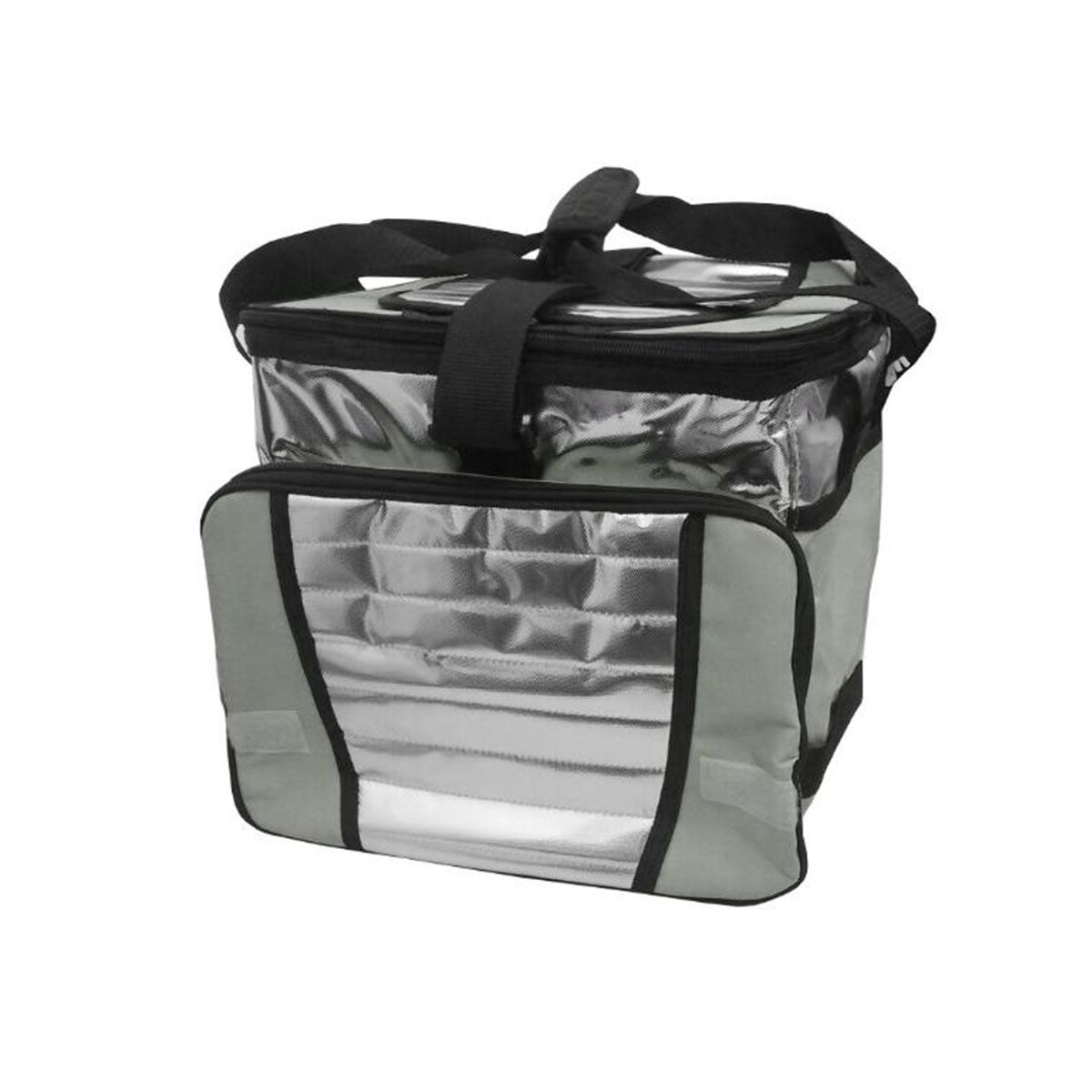 Bolsa Térmica Mor Ice Cooler 24 Litros Cinza - 1 Divisória
