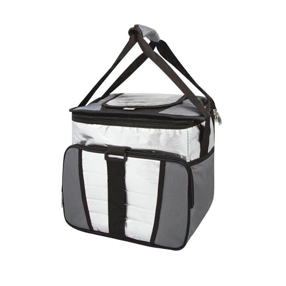 Bolsa Térmica Mor Ice Cooler 7,5 Litros - Cinza Chumbo