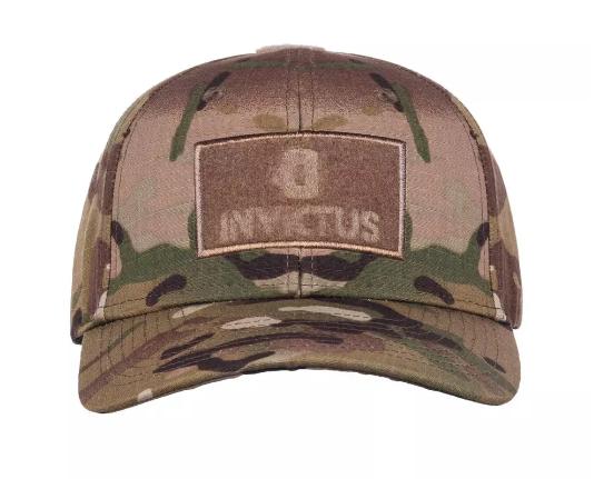 Boné Invictus Trigger Multicam Camuflado - Tamanho único