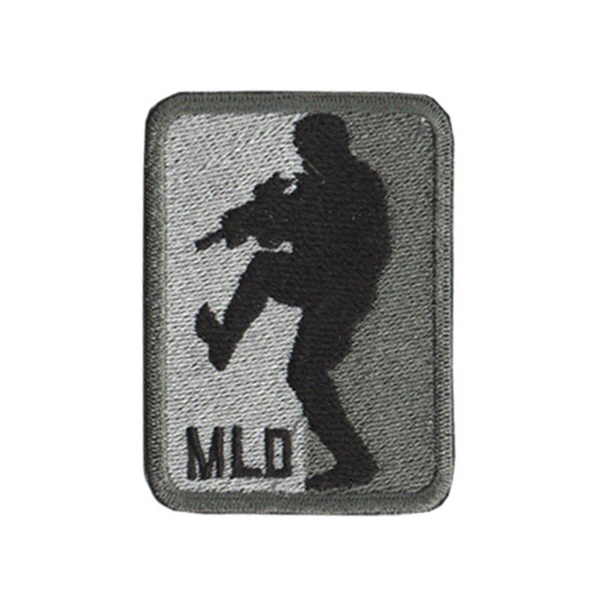 Bordado Termocolante Combate MLD