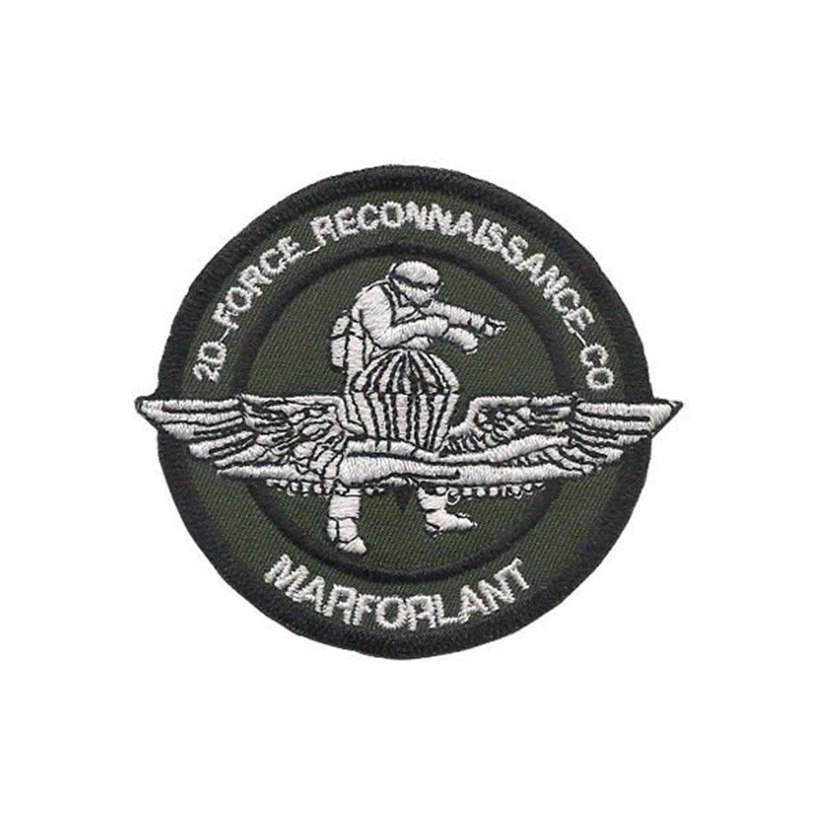 Bordado Termocolante Force Reconnaissance