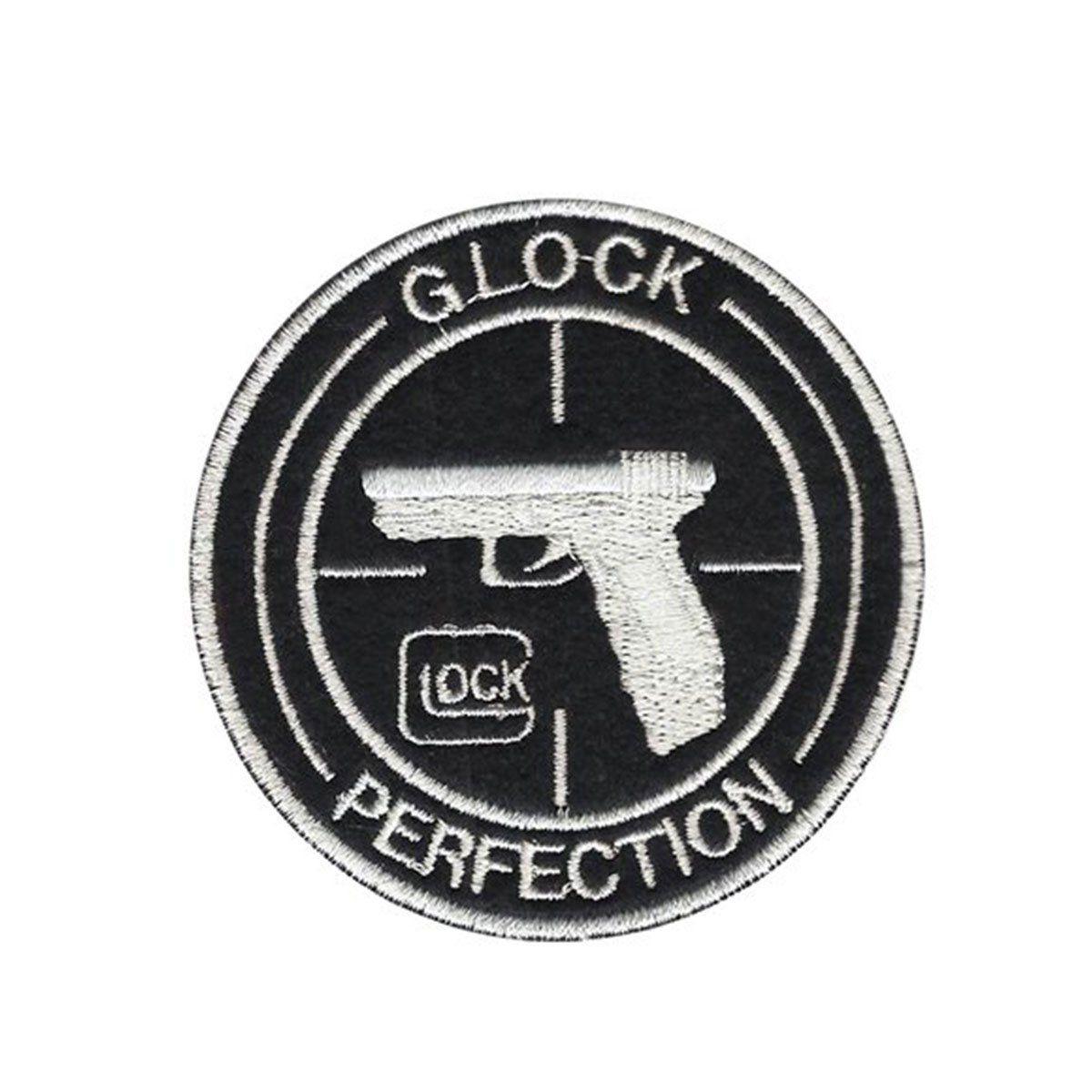 Bordado Termocolante Glock